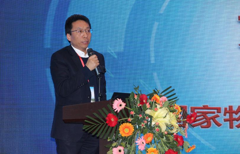 国家物联网973首席科学家  刘海涛