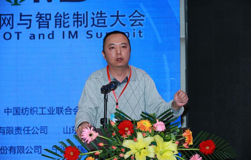 中国科学院自动化研究所智能制造系统与装备研发中心主任  谭杰