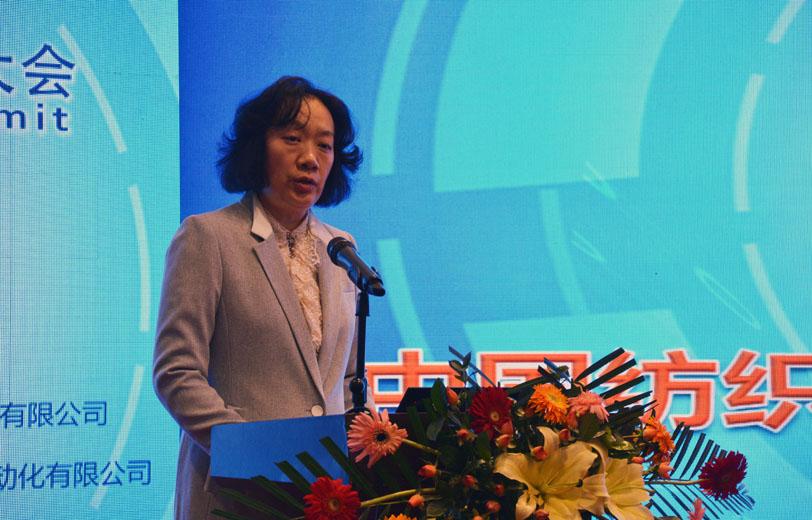 中国纺织工业联合会信息统计部副主任  李海燕