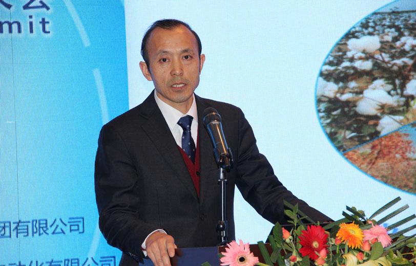 鲁泰纺织股份有限公司副总经理张建祥