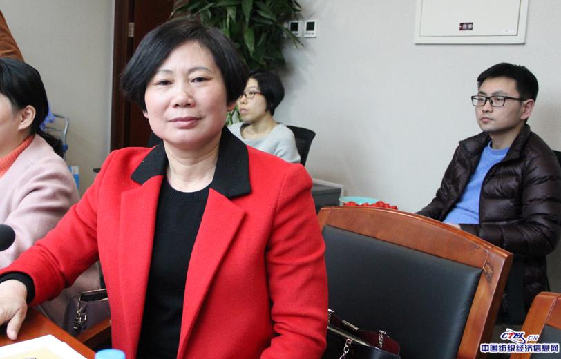 全国人大代表,江苏箭鹿集团员工高苏娟
