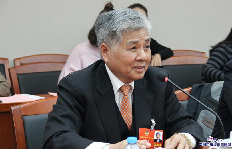 全国政协委员,真维斯国际(香港)有限公司董事长杨勋