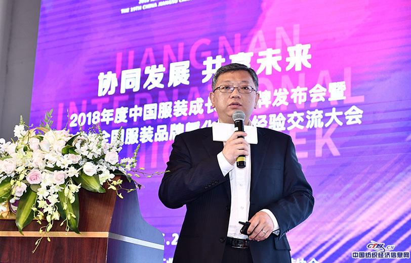 18、北京天雅女装大厦常务副总经理何伟谈经验