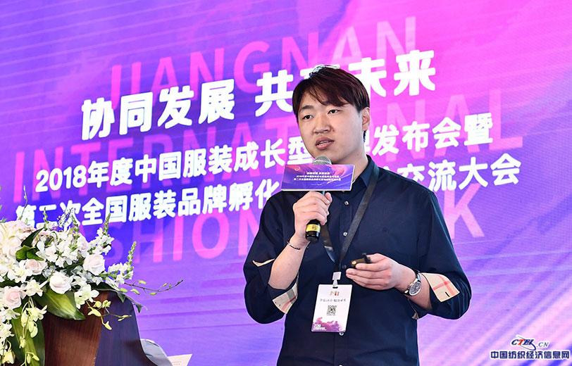 19、济南泺口服装城总经理刘学谦谈经验