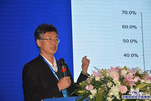 中国商业联合会副会长 王耀作主题演讲(点击详情)