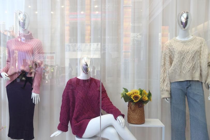 2020百团千人采购对接会——大朗毛织专场服装展示